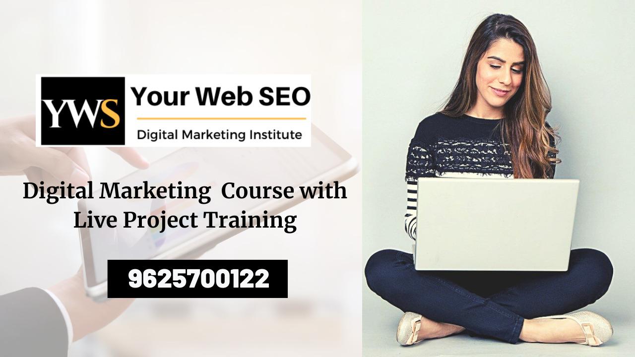 Yourwebseo Digital Marketing Course in Rohini
