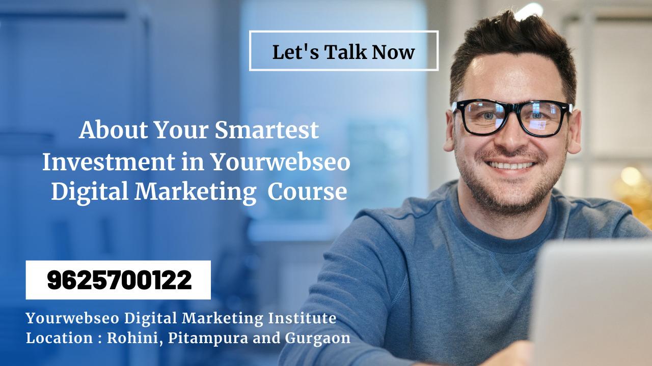 Yourwebseo Digital Marketing Course
