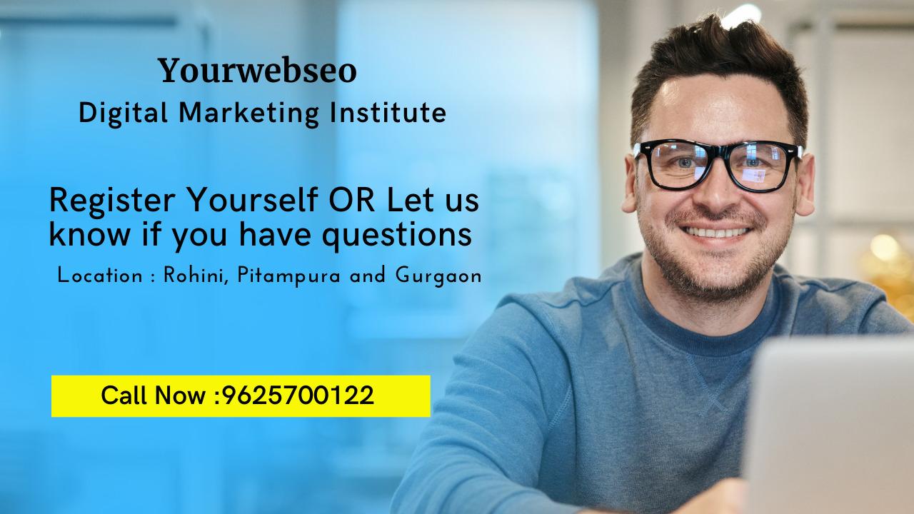 Yourwebseo Digital Marketing Institute in Gurgaon